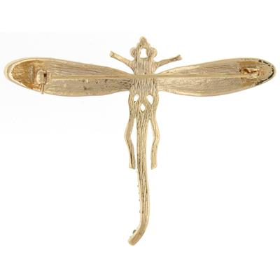 how to make crystal dragonfly
