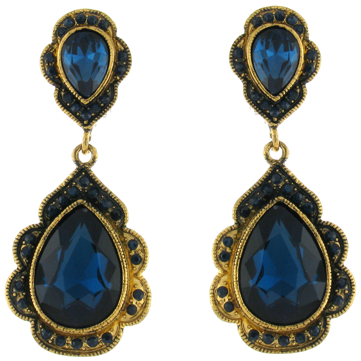Find large clip on earrings for women at ShopStyle. Shop the latest collection of large clip on earrings for women from the most popular stores - all.